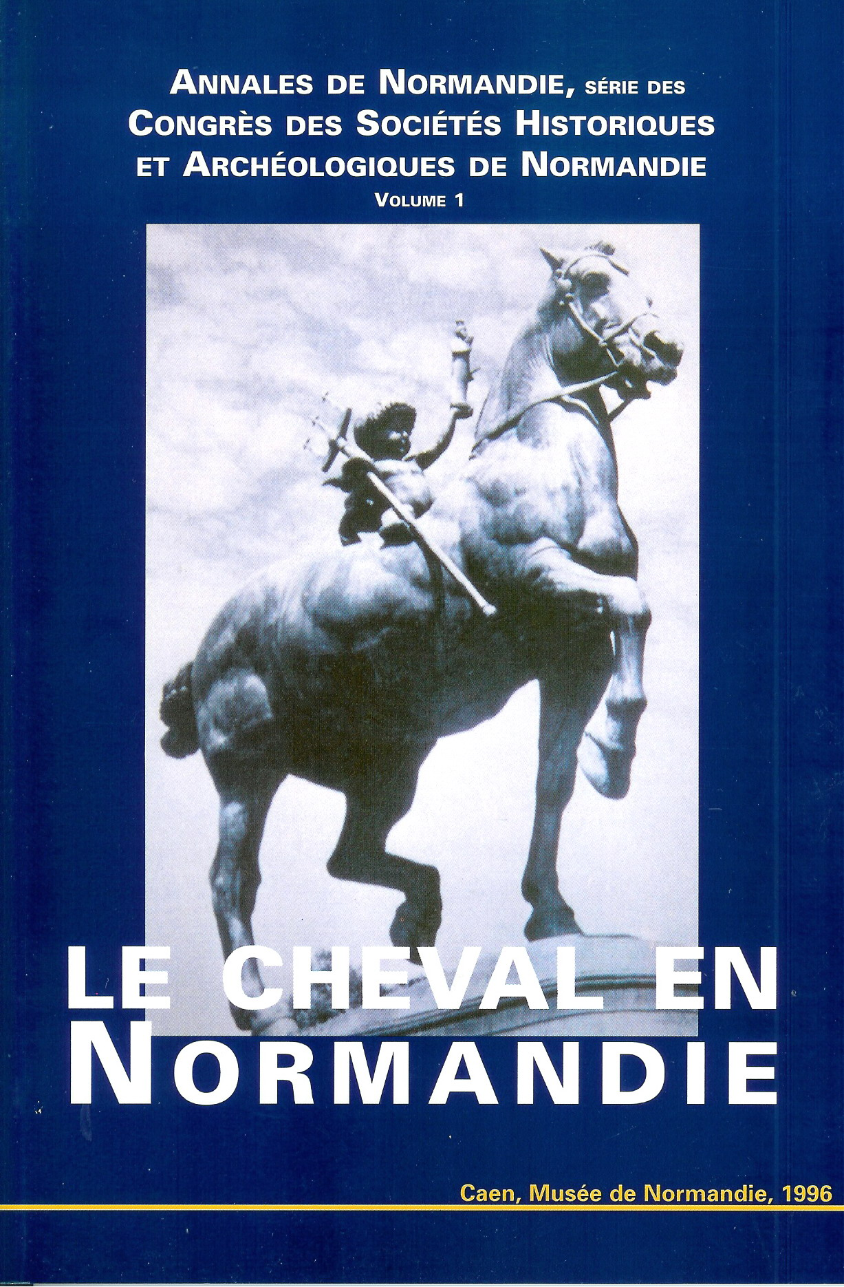 Le cheval en Normandie